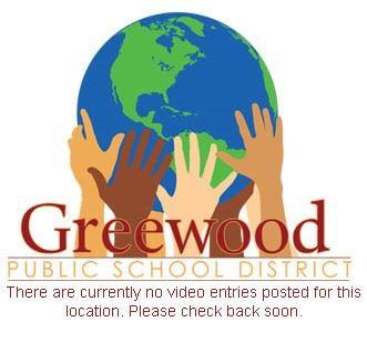 Greenwood Public School District logo